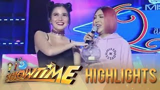 "It's Showtime Miss Q & A: Bela wants to replace ""Ate Girl"""