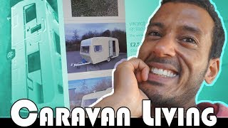 LIVING IN A CARAVAN? - FAMILY DAILY VLOG