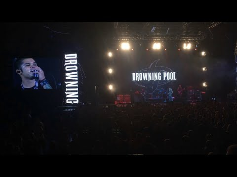 Drowning Pool в Воронеже