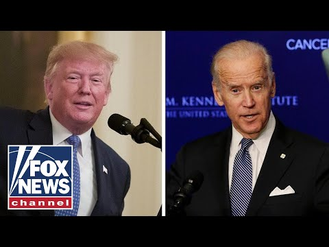 Trump trolls Joe Biden over missing Obama endorsement
