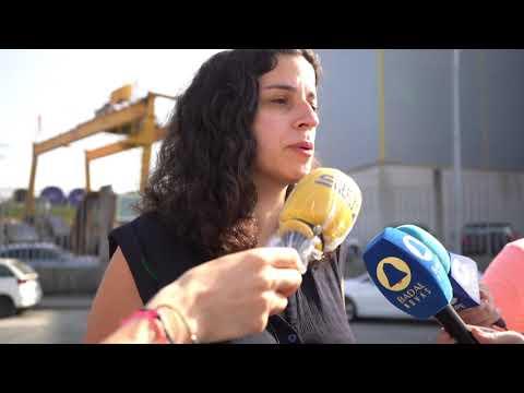 """Noa Presas, sobre el suelo industrial de Carballiño: """"Urxe dar un cambio radical"""""""