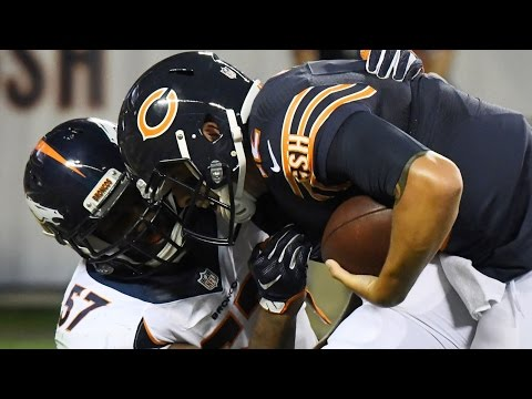 Broncos Beat Bears 22-0