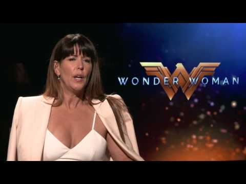 Wonder Woman Director Patty Jenkins interview