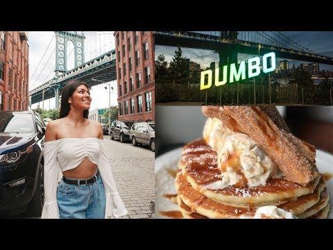 I WAS ON A SUGAR HIGH  | NY/Brooklyn Travel Vlog