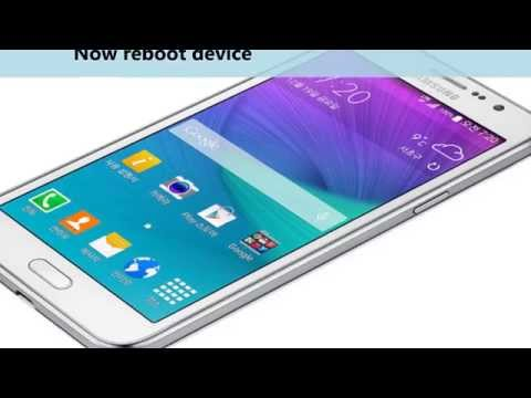 Samsung Galaxy grand max hard factory reset