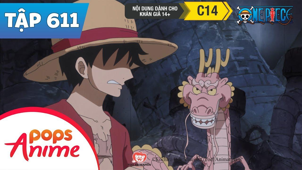 One Piece Tập 611 - Chú Rồng Bé Nhỏ! Momonosuke Xuất Hiện - Đảo Hải Tặc