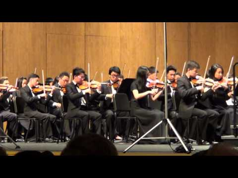 (Dec 2015) All Region Symphony Orchestra