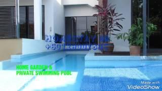 Ampang KL - Pool Bungalow - Homestay - 吉隆坡 双层独栋别墅游泳池 - 民宿 日租