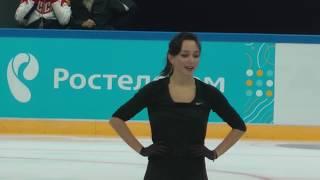 Елизавета Туктамышева ПП  Контрольные прокаты 2018-2019 Tuktamysheva Elizaveta FS Open Skates