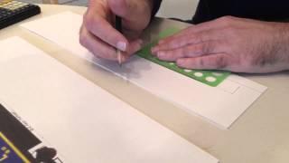 Andy Fletcher Draws a CSX ES44AH Part 1 of 7