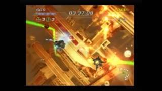 Xyanide Resurection PS2 Multilayer Gameplay (Playlogic) Playstation 2