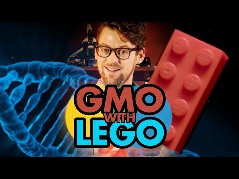 GMO With Lego