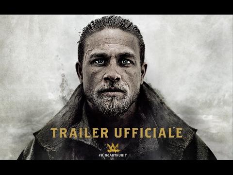 King Arthur - Il potere della spada - Trailer Ufficiale Italiano