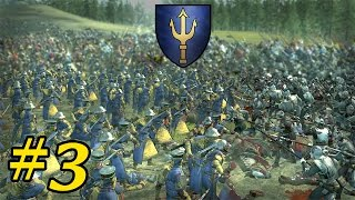 The Quest Battle For The Trident Of Manann - Bordeleaux   Warhammer Total War Gameplay #3