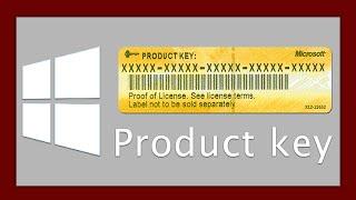 Como descobrir a chave de ativação do windows [Product Key]