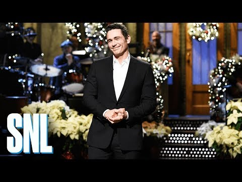 James Franco Audience Questions Monologue  SNL