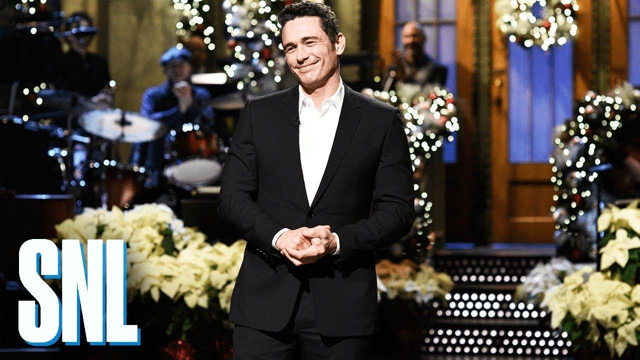 'SNL': James Franco Gets Help From Seth Rogen & Jonah Hill, Bleeds Comedy
