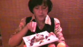 8a Livingfood: Holiday  Meal: Sliced  Cake Magic!