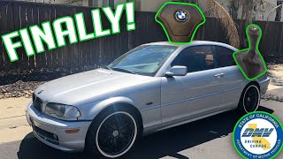 THE BMW E46 IS GETTING SOME M3 MODS!