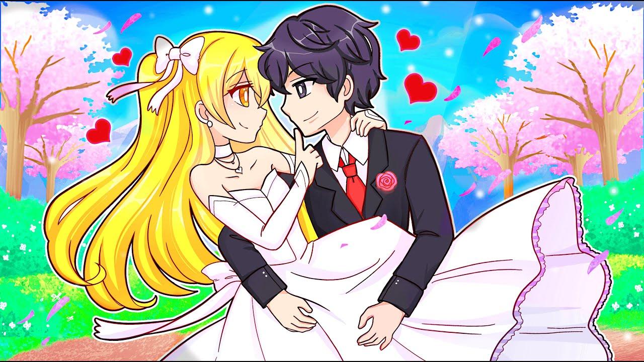 I Married My Best Friend In Gacha Life...