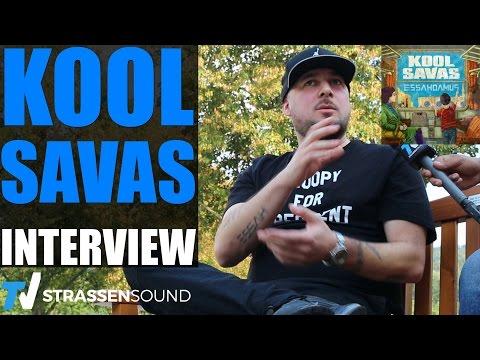 KOOL SAVAS Interview: Essahdamus, Kindheit, Türkei, Azad, PA, KC, Kollegah, Sido, Bushido