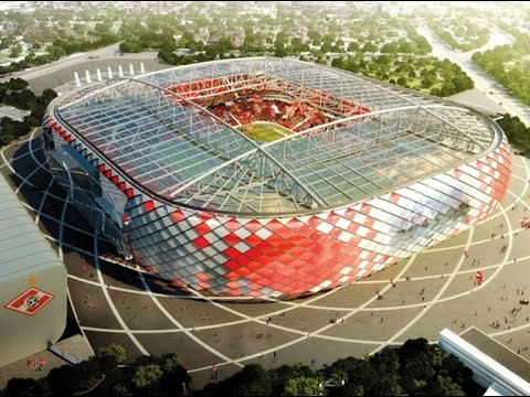 FIFA World Cup RUSSIA 2018 - STADIUM