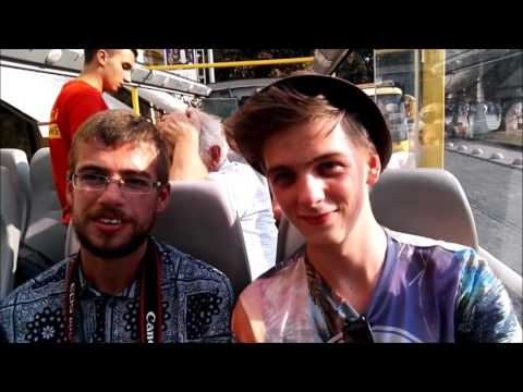 Trip to Ukraine Lviv - EPIC TRAVEL VIDEO