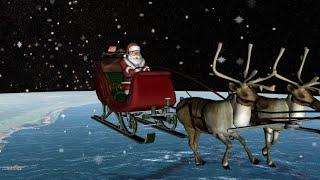 Santa Claus: sigue en vivo su recorrido esta Navidad 2019