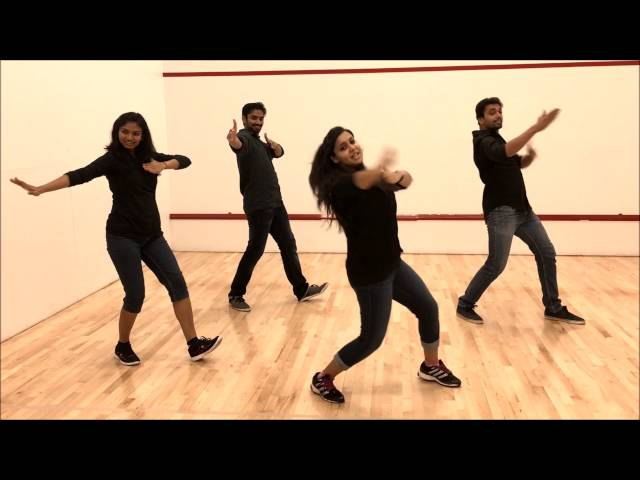 High heels te nacche| Bollywood Hip hop Dance| Ki & Ka | Annwesha, Parth, Raghav & Stutee