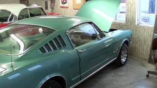 1965 Ford Mustang Fastback 289 V8 - Nicely Restored Pony Car