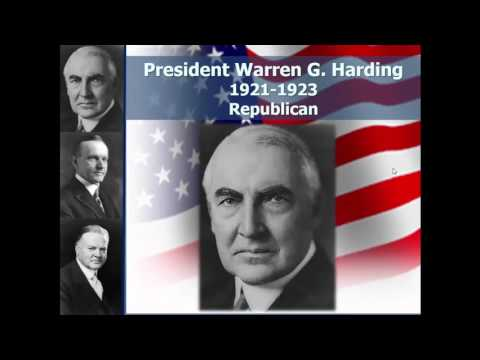 1920s Politics & Great Depression