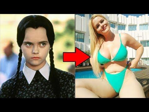 Así Lucen Los locos Addams en la Actualidad