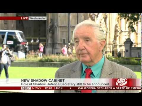 Dennis Skinner setting the BBC straight on spin