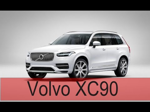 Volvo Xc90 Review Test Drive Features Price In India Smart Drive