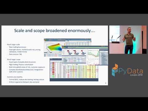 Python At Massive Scale - Stephen Simmons, Neil Slinger