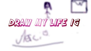 Draw my life in games speciale 900 abonnés