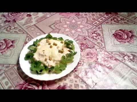 Камбала в духовке 2 рецепта Секрет как приготовить второе блюда на горячее рыба на праздничный стол