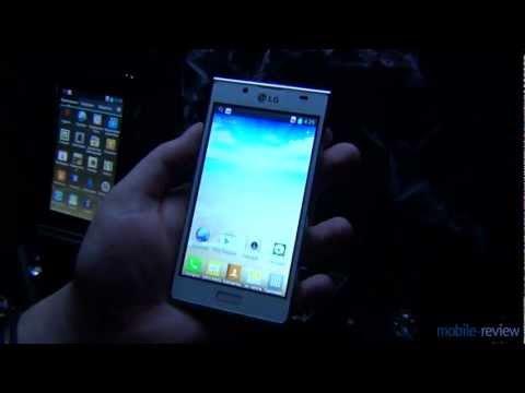 Знакомство с LG Optimus L7