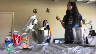 Dry Ice Ice Cream   Stacie Luy & Alexia Gutierrez