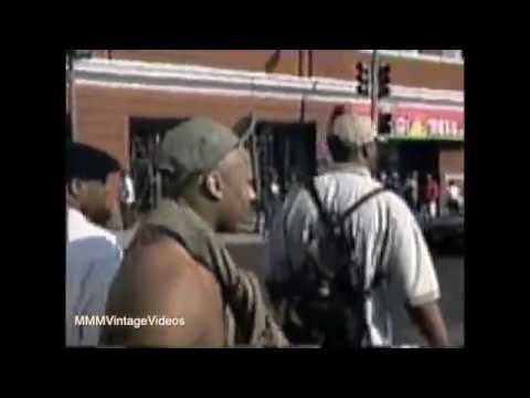 Group Home interview in the streets! Rap City Rare