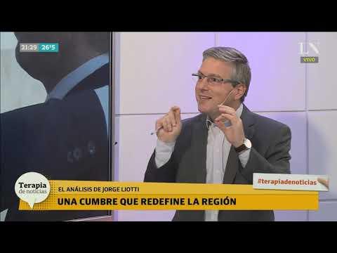 """Jorge Liotti: El """"saludo pistolero"""" de Bolsonaro a Macri y las significancias de la cumbre"""