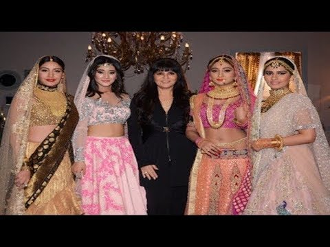 BAND BAAJA BADHAIYAN || ALL BRIDES TOGETHER || NAIRA ANIKA CHANDNI KEERTI