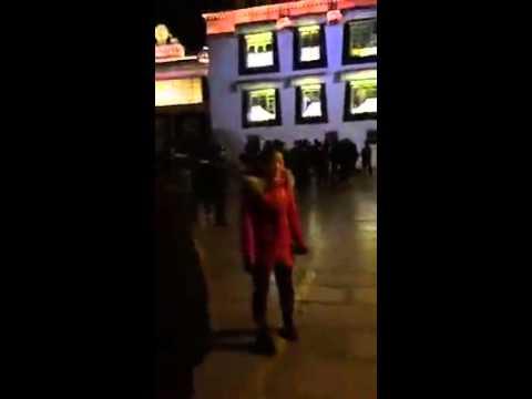 Lhasa capital of Tibet 2015 Gagen Ngachod 0
