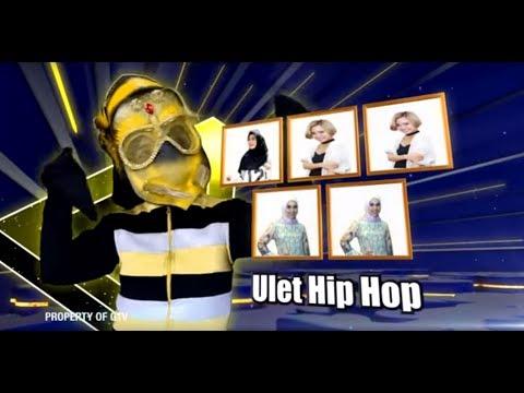 Aksi Ulet Hip Hop Bikin Juri Panelis Emosi!   The Mask Singer Eps. 11 (5/9) GTV 2018