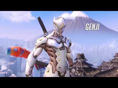 Overwatch2016-Overwatch Hero Guide-General skills of 21 generals of Overwatch