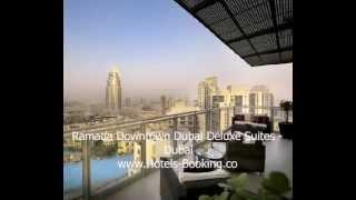 Ramada Downtown Dubai Deluxe Suites Hotel - Dubai