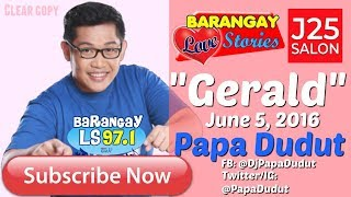 Barangay Love Stories June 5, 2016 Gerald