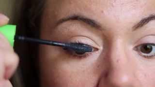 covergirl clump crusher mascara review demo