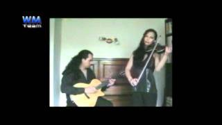 CL2002 Guitar Violin Instrumental Music Duo