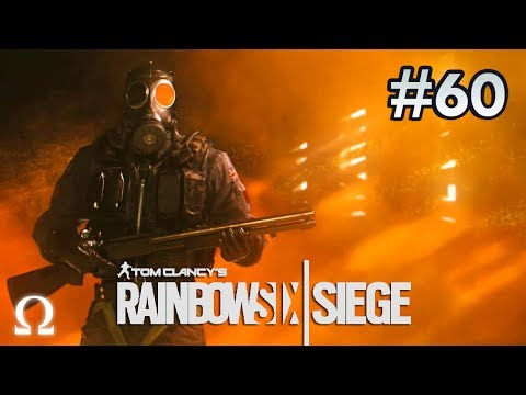 HOT FUZE, SNEAKY ROTATION!   Rainbow Six Siege #60 Ft. Cartoonz, Gorilla